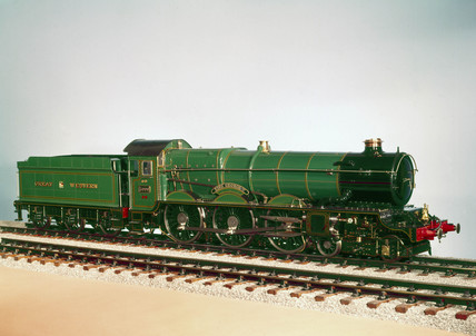 Great Western Railway 4-6-0 locomotive 'Kin