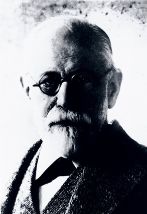 Sigmund Freud, Austrian neurologist and founder of psychoanalysis, c 1931.