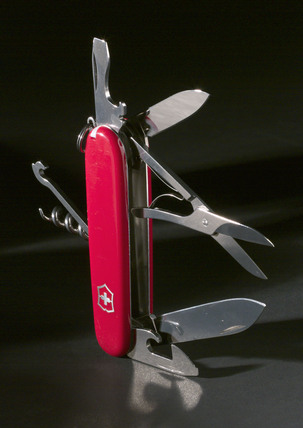 Victorinox Swiss Army Knife 1999 By Richardson Claire