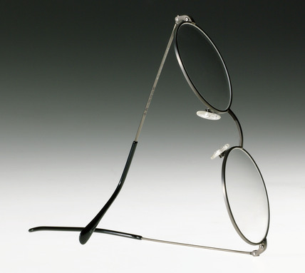 'Titan' type, titanium-alloy metal framed spectacles, 1999.