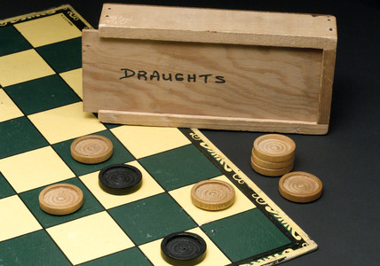 Draughts, c 1990.
