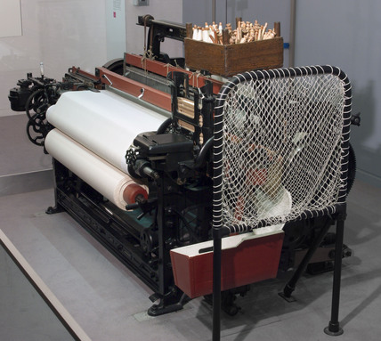 Toyoda Automatic Loom, type G, 1926  by Exton, David at