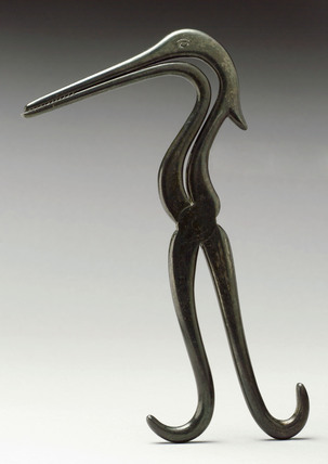 Heron forceps, Indian.