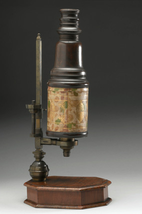 Cuff Type Microscope Early 18th Century At Science And