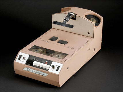 Juli Phone telephone answering machine, c 1970.