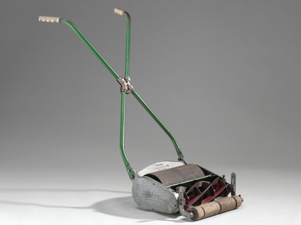 Ransome lawnmower, 1970.
