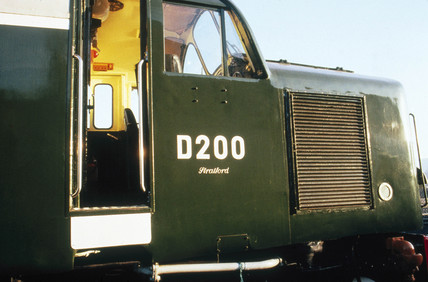 Diesel-electric locomotive, D200, Clas 40,