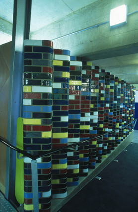 The Basement, Science Museum, London, 1995.