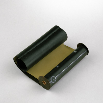Celluloid roll film, c 1890.