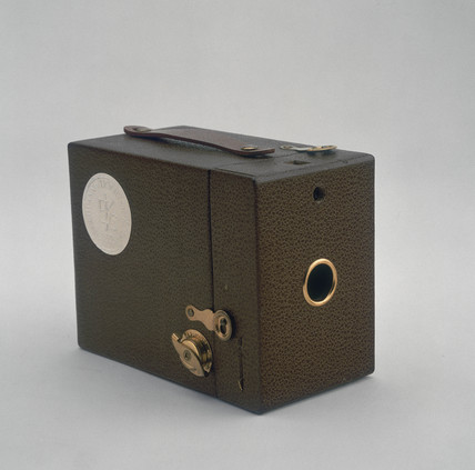 Kodak Hawk-eye 50th anniversary camera, 1930.