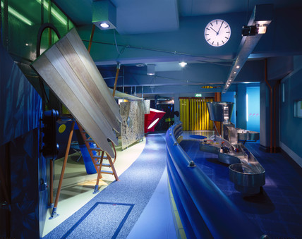 The Garden Interactive Gallery Science Museum London