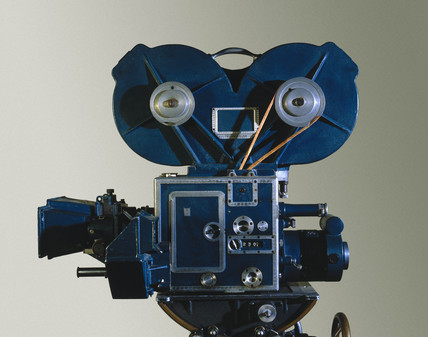 Technicolor three-colour 35mm camera, 1932-1955.
