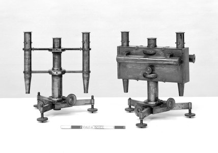 Colby's compensation bars, Ireland, 1827-1828.