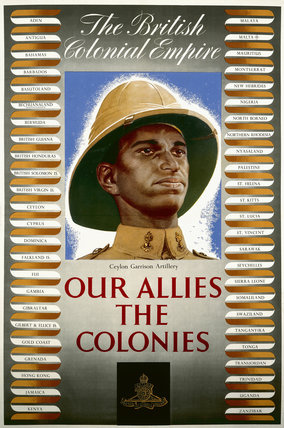 Our Allies The Colonies