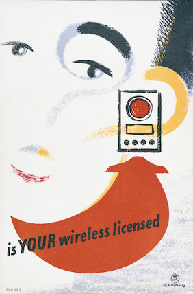 Is your wireless licensed? - 1950