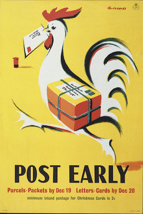 Post early - 1956