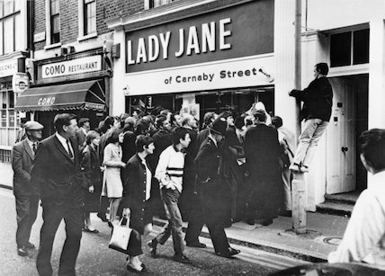 Lady Jane clothes boutique