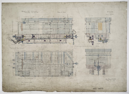 Engineering drawing 1904,A1966.24/MS0001/3/64770