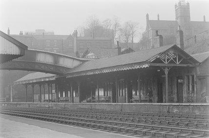 A view of a station,A1969.70/Box 5/Neg 1249/18
