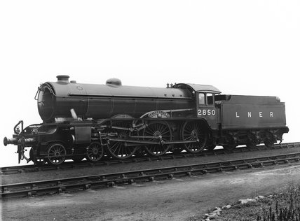 LNER 2850 Grimsby Town