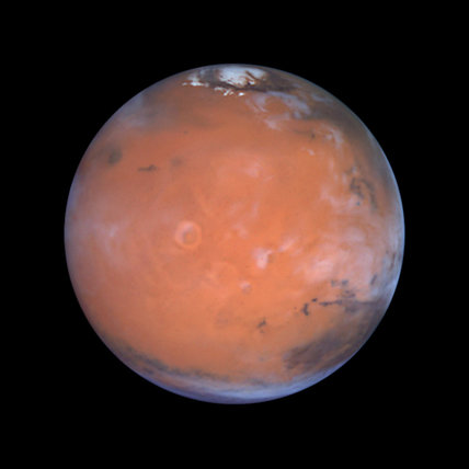 Mars and Tharsis, 30th June 1999