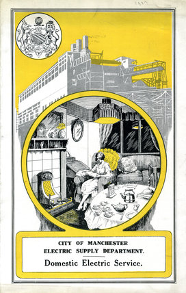 Domestic Electric Service booklet, 1926.
