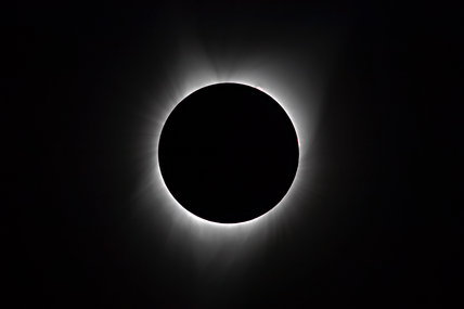 Solar eclipse of 21st August, 2017, taken at Gallatin, Tennessee, USA.