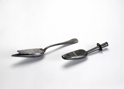 Gibson spoons, 19th century.