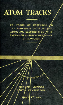 'Atom Tracks' catalogue 1937.