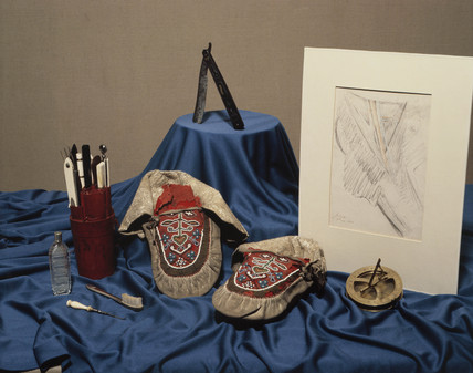Items belonging to Nightingale, Nelson, Lister and Livingstone, 19th century.