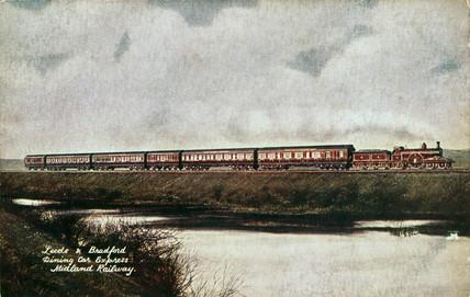 Great Western Railway de Glehn compound 4-4