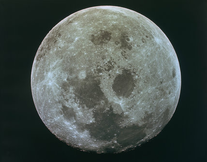 The Moon, 22nd July 1969.