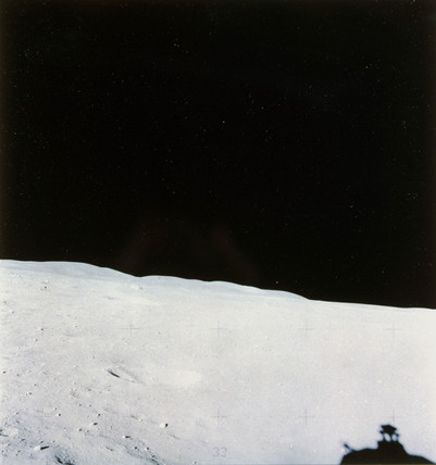 The Lunar surface, 1969-1972.