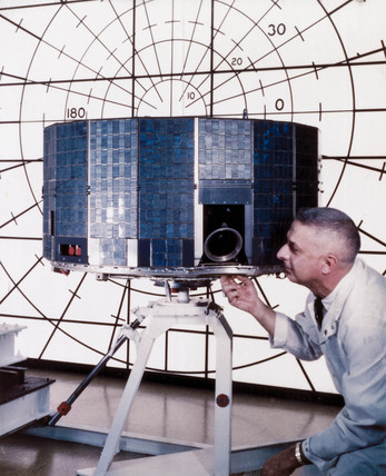 The TIROS meteorological satellite, 1961.