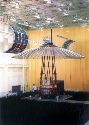 Applications Test Satellite (ATS), 1960s.