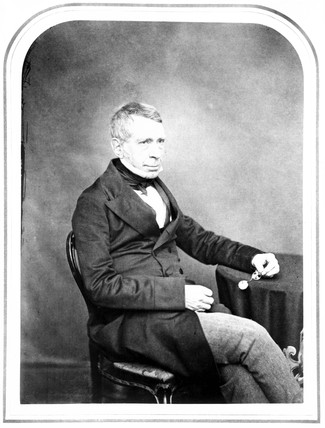 George Biddell Airy, English astronomer and geophysicist, mid 19th century.