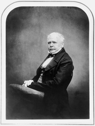 William Thomas Brande, British chemist, 1854-1866.