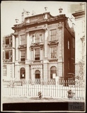 Nassau House, 13, Orange Grove, Bath c.1898