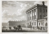 The Royal Crescent, Bath 1794