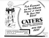 Original artwork for Cater, Stoffell & Fortt Ltd c.1940s