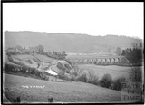 Somersetshire Coal Canal and Limpley Stoke Viaduct c.1904