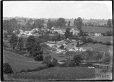 General View of Priston 1932