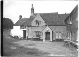 The White Hart Inn at Ford, Wiltshire 1932