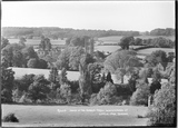 Mells, home of the Horner Family, descendents of Little Jack Horner, Somerset c.1938