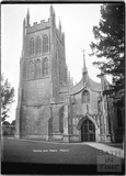 Tower and Porch, Mells, Somerset c.1938