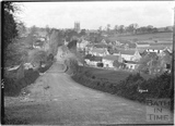 View of Mells, Somerset 5 December 1938