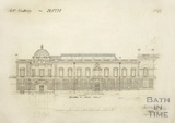 Art Gallery - no.8 - elevation to Bridge Street - JM Brydon September 1897