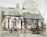 Ditteridge Church c.1850