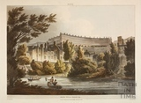 Bathwick and Ferry, Bath, 1805