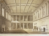 Interior of the Concert Room, Assembly Rooms, Bath